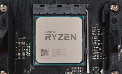 Imagem AMD Ryzen