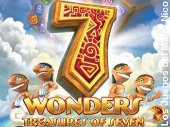 7 WONDERS: TREASURES OF SEVEN - Vídeo guía del juego I