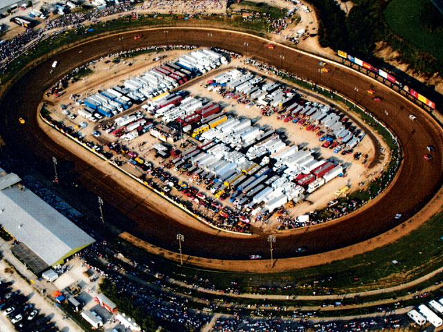 The Oakland Press Blogs Nascar Beyond The Track Truck