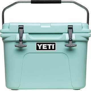 cooler, Yeti, portable ice chest