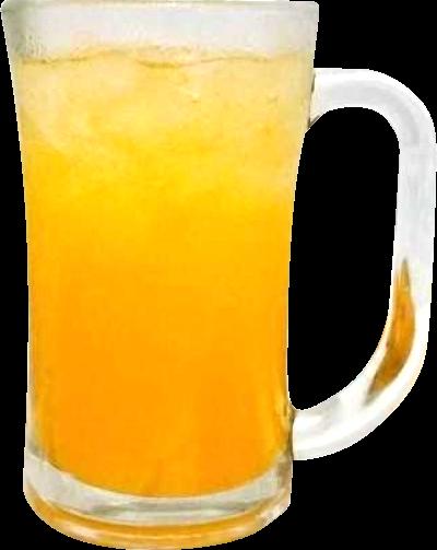 es jeruk biasa