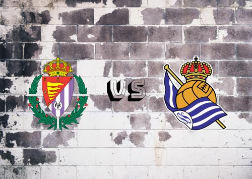 Real Valladolid vs Real Sociedad  Resumen