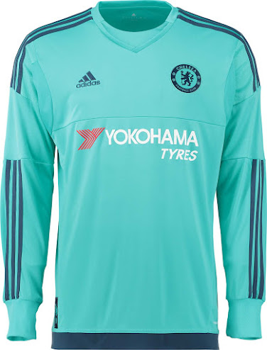 Chelsea 15-16 Goalkeeper Kit Released - Sports kicks 1fe34b792
