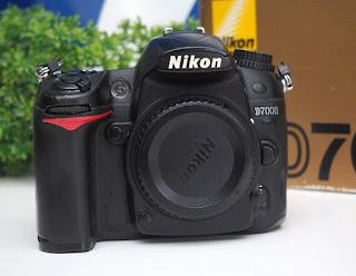 Jual Nikon D7000 Kamera DSLR Bekas