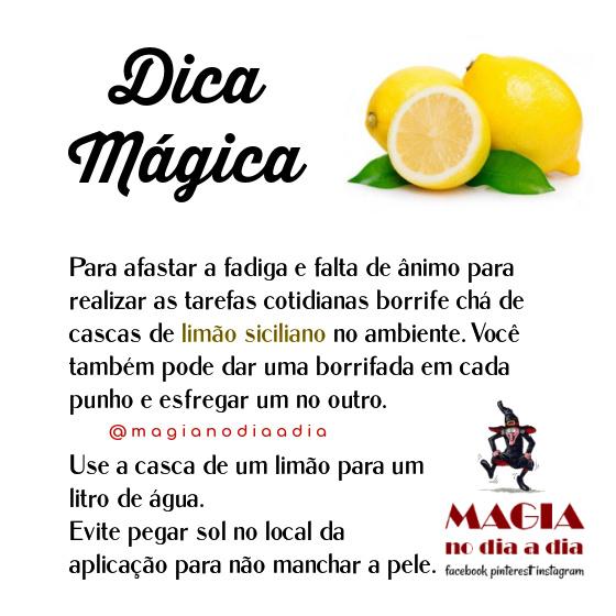 magia no dia a dia