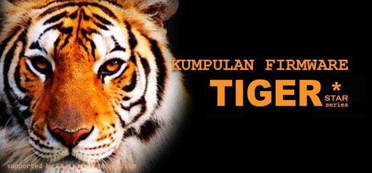Lengkap Firmware Receiver Tiger Series