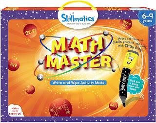 Math Master by Skillmatics