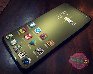 Android V2 by { Alex style }