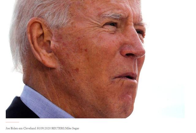Discurso contundente de Biden contra abusos de Trump pode influenciar mudança de postura em republicanos