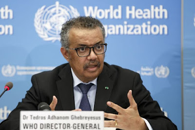 Coronavirus: No country will be spared, WHO warns