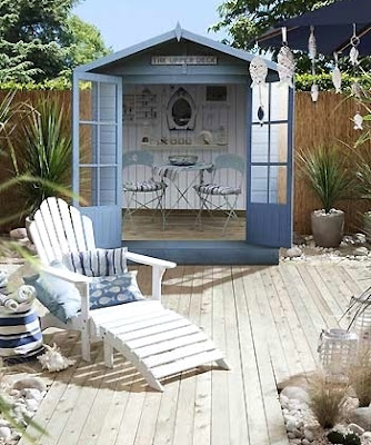 seaside garden shed escpape