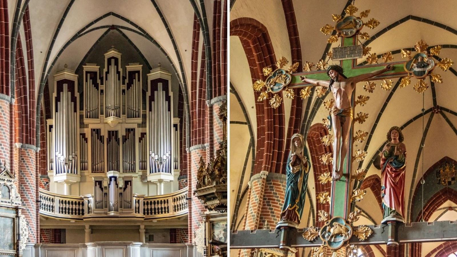 Brandenburg Kościół protestancki