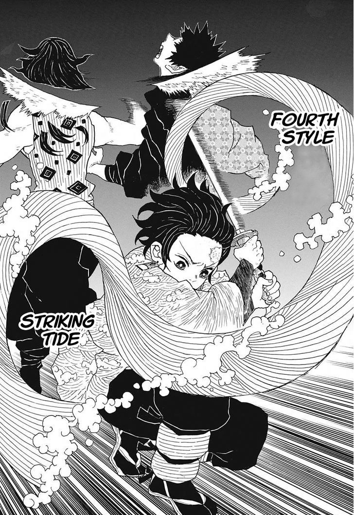 Demon Slayer: Kimetsu no Yaiba Chapter 6 32