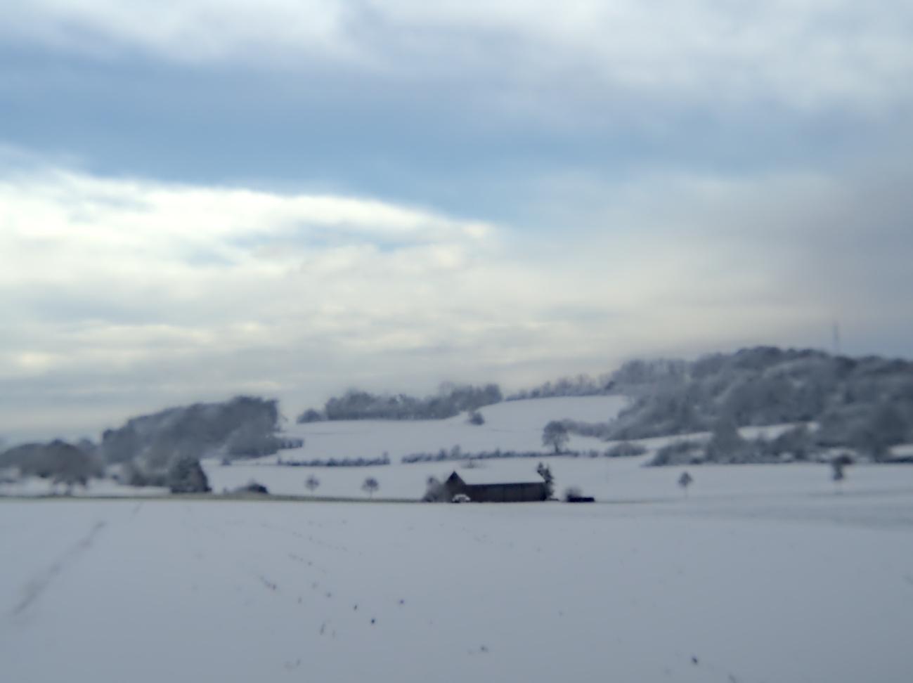 Schneefeeling - Winterstimmung
