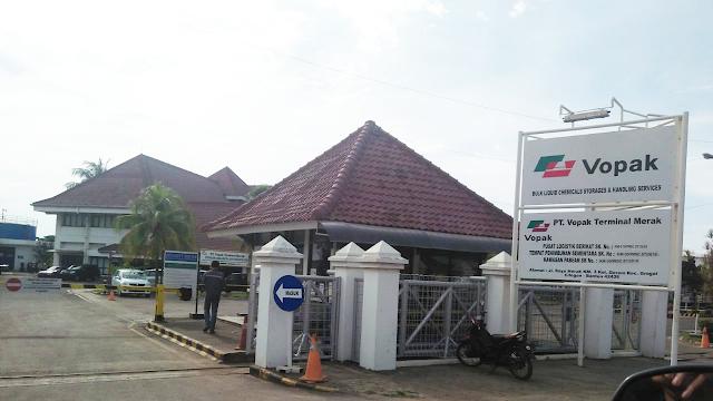 Lowongan Kerja Office Admin Assistant PT Vopak Terminal Merak Cilegon Banten
