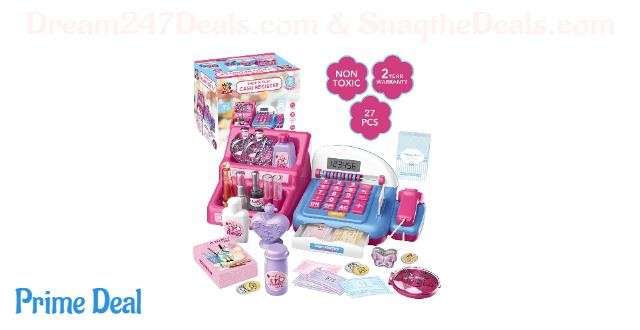 40% OFF Beauty Salon Cash Register Playset