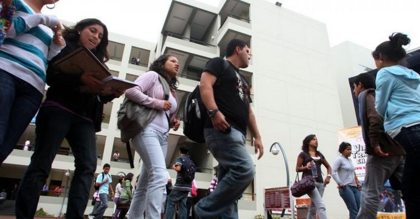 Mayoría de docentes de universidades privadas no cumple jornada de ocho horas de trabajo, informó la SUNEDU - www.sunedu.gob.pe