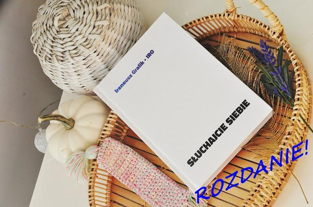 Rozdanie książki- INSTAGRAM