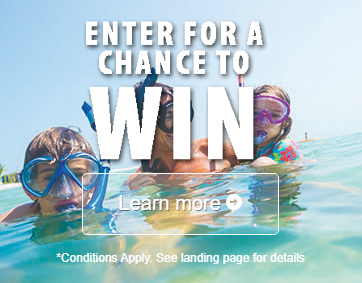 Expedia Cruise Ship Centers is giving one lucky winner a week long Caribbean cruise for two, including round trip flights, meals, entertainment and more!