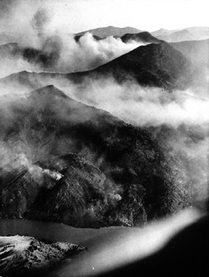 Fire Mann Gulch - August 4, 1949