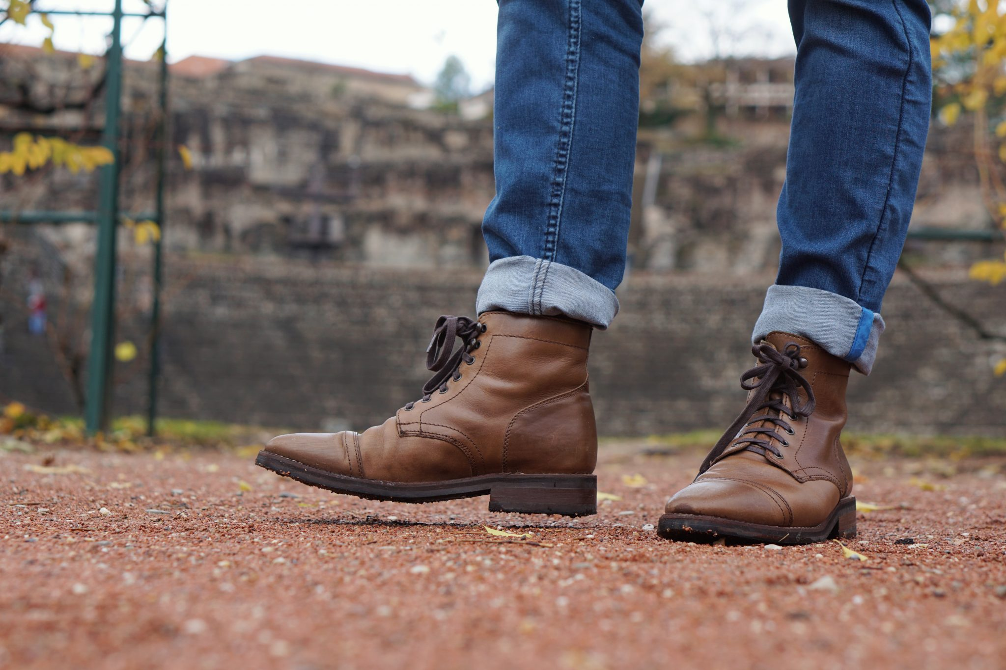 Buy Thursday Boot Shoe, Men's Lace-up Boot in Sale on Amazon, Worth Rs. 15,000