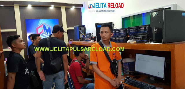 Jelita Reload Agen Pulsa Murah