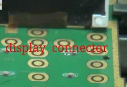 mobile display connecter repair