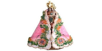 imagem de Nossa Senhora de Nazaré