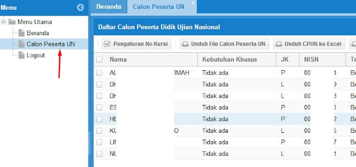PDUN 2018, Login di http://pdun.data.kemdikbud.go.id untuk Download File dz