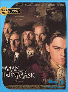 El hombre de la máscara de hierro (1998) HD [1080p] Latino [GoogleDrive] SilvestreHD