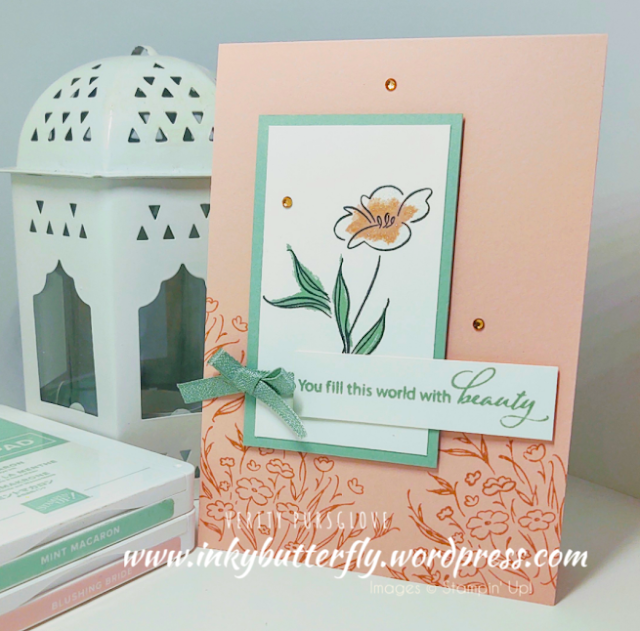 Nigezza Creates with Stampin' Up! & Friends The Project Share 21st May 2020