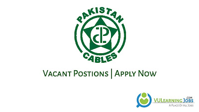 Pakistan Cables Jobs In Pakistan May 2021 Latest | Apply Now