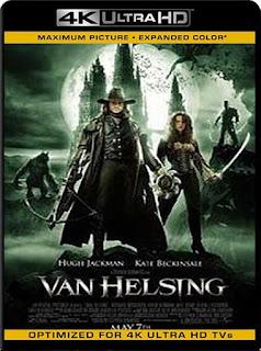Van Helsing (2004)4K 2160p UHD [HDR] Latino [GoogleDrive]