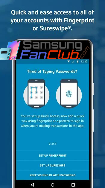 Download Capital One Mobile Internet Banking Android App for Samsung Phones
