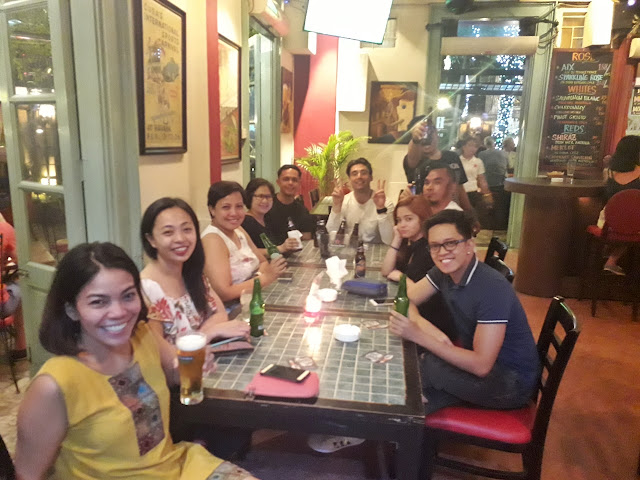 With fellow travel bloggers and friends from Stratworks and Cebu Pacific Air