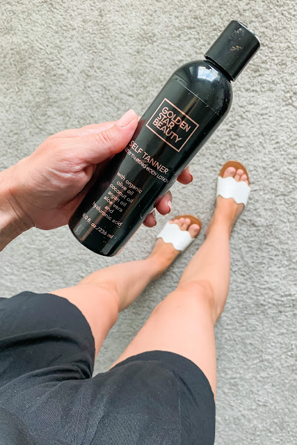 The best self-tanner ever! #selftanner