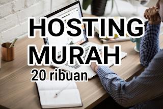 Cara beli hosting murah bagi Blogger