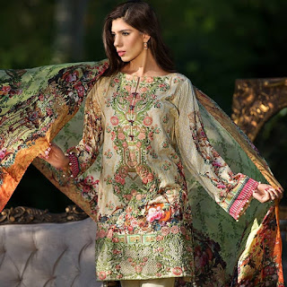Beech Tree Eid ul Azha Cambric 2016-2017 Dresses Catalog