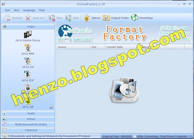 Download Format Factory Terbaru 2.96 - Software Gratis