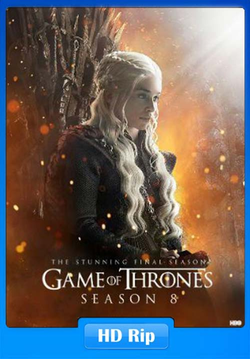 Game of Thrones S08E01 Kings Landing 720p AMZN WEBRip x264