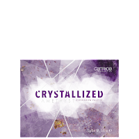Catrice visual wow & effects crystallizes eyeshadow palette