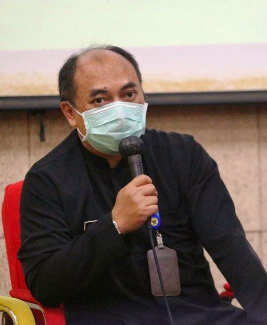 Sebanyak 70 Jenazah  Dimakamkan di TPU Cikadut Bandung Dengan Protokol Pemakaman Covid -19