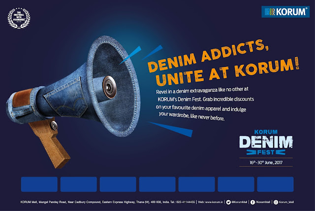 DENIM Addicts, it's time to unite at KORUM