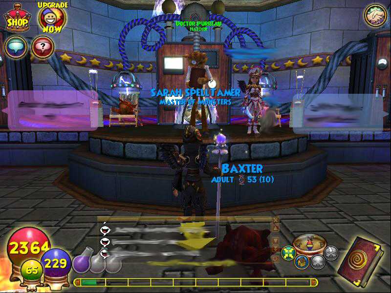 TheMythingLink: Wizard 101 No More!!!