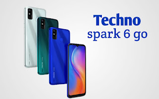 Techno spark 6 go