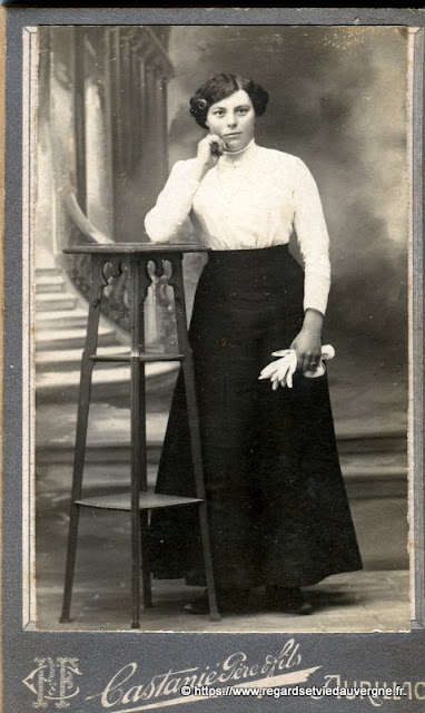 Photo ancienne type Carte De Visite