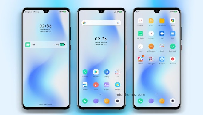 ZERO MIUI Theme | The Best White UI Theme for Xiaomi Devices