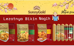 Kelezatan SunnyGold Nugget Bikin Nagih