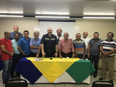 Antonio Neto debate organização sindical e enfrentamento à reforma trabalhista em Natal (RN)