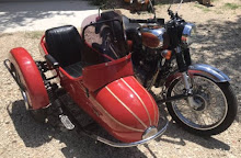 Texas 2009 with sidecar